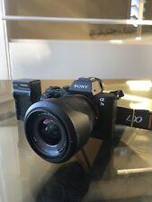 Sony Alpha A7 II 24.3MP Digital Camera w/ 28-70mm Lens - 356 Shutter!! READ Des