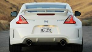 NS Style Trunk Wing Spoiler For 2009-2020 Nissan 370Z Fairlady Z Z34 (UNPAINTED)