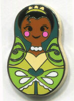 TIANA The Princess & the Frog - Nesting Doll Mystery Pack Collection Disney Pin