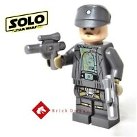 Lego Star Wars -  Tobias Beckett (Mimban Disguise) from set 75211 *NEW*