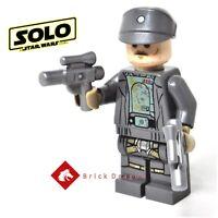 Lego Star Wars -  Tobias Beckett (Mimban Disguise) from set 75211