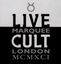 The Cult - Live Cult - Marquee, London Mcmxci NEW CD