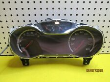 2016 Chevrolet Cruze Speedometer Instrument Cluster 39081532 Unknown Miles