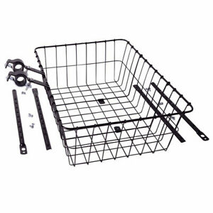 Basket Front 1392 Large Black BKWB1392 Wald Roof Rack Bike