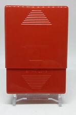 KSI Red Plastic 2-In-1 Kings or 100s Protective Cigarette Pack Holder