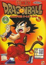 Japan Anime DVD Dragon Ball Vol.1 - 153 End Complete Animation New Box Set