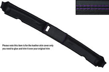 PURPLE STITCH TOP ROOF PANEL SKIN COVER FITS BMW E30 3 SERIES 84-93 CONVERTIBLE