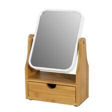 SoBuy® Free Standing Durable Make Up Table Mirror Cosmetic Mirror, FRG245-N,UK
