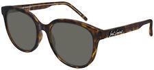 Saint Laurent SL 317 Dark Havana/Green 55/19/145 women Sunglasses