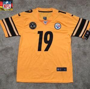 JuJu Smith Schuster Pittsburgh Steelers Limitierte Edition Football NFL Trikot