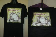 DINOSAUR JR- YOU'RE LIVING ALL OVER ME-  ART PRINT T SHIRT-BLACK- EXTRA LARGE