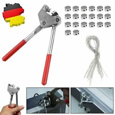 Lead Sealing Seal Press Security 20 Leads 20 Iron Wire Pliers Meter