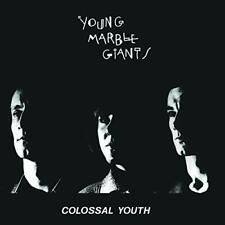 New listing YOUNG MARBLE GIANTS-COLOSSAL YOUTH VINYL LP NEW