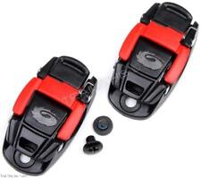 Set of 2 SIDI Replacement Caliper Buckles for Ratchet Strap Road MTB Bike Shoes