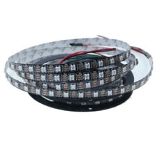 1 roll 5050 RGB LED Strip 5M 300 Leds DC 5V Waterproof Black P6B4 Q8J9