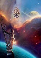 "Treasure Planet Movie Poster 18"" x 28"" ID:2"