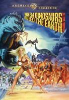 WHEN DINOSAURS RULED THE EARTH NEW DVD