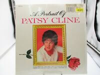 Cline, Patsy - A Portrait Of Patsy Cline MCA 224 LP Shrink VG/VG+ c VG+