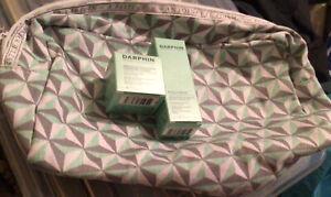 Darphin Antioniette Wash Bag & Exquisage Beauty Revealing Cream & Cleanser