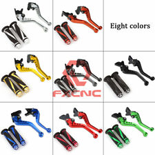 FXCNC For Yamaha FJ-09/MT-09 Tracer 2015-2018 Brake&Clutch Levers Handle Grips