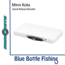 Minn Kota Quick Release Bracket White