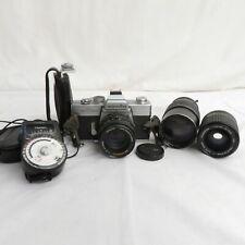 Vintage Minolta SRT202 Film Camera