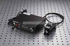 473nm Blue Laser Dot Module + TTL/Analog 0-30KHZ + TEC Cooling + 85-265V