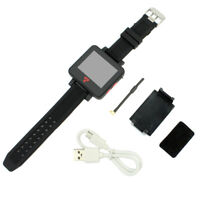 Topsky 2 Inch 5.8Ghz 48CH FPV Watch Monitor Display Mmcx Antenna For