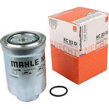 Original MAHLE Kraftstofffilter KC 83D Fuel Filter