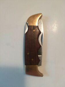 Kershaw USA Portland Oregon Made By K A I Japan Model 1040 Folding Knife
