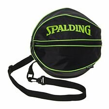 Basketball Spalding Ball Bag White 49-001Wh Free Ship w/Tracking# New from Japan