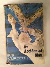 Iris Murdoch - An Accidental Man - 1st/1st 1971 in Original DW, Chatto & Windus