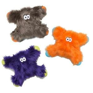 NEW Rowdies Lincoln with HardyTex and Zogoflex Durable Plush Dog Toy West Paw
