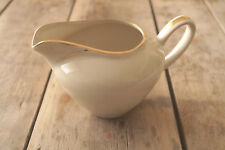 Milchkännchen Milchkanne goldrand Porzellan Bavaria gestempelt