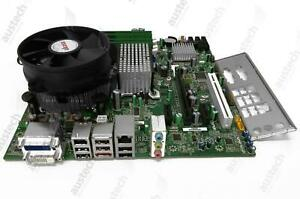 Intel DQ45CB 775 Motherboard Bundle, Core2Quad Q9500 2.83Ghz CPU, 4GB RAM