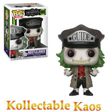 Funko 32319 Pop Horror Beetlejuice With Hat Collectible Figure Multicolor