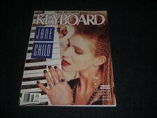 Contemporary Keyboard Magazine June 1990 JANE CHILD