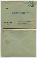 44660 - Beleg - Emil Holtzmann - Speyer 29.7.1937 nach Berlin-Spandau