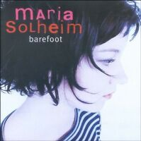 MARIA SOLHEIM - BAREFOOT  CD NEW