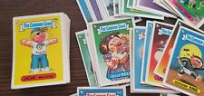 Garbage Gang Trading Cards (Garbage Pail Kids) Series 3 Full Variation AU Set