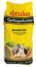 5 kg Deuka all-mash Uni Geflügelfutter Entenfutter Gänsefutter Wachtelfutter