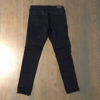 Adriano Goldschmied AG Legging Super Skinny Stretch Denim Jeans Woman's Size 28R