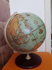 Zoffoli Reproduktion Antikes Globus Aus Italien Globus Holz,Glas und Metall