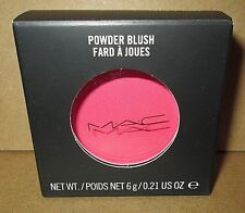 MAC LIFE'S A PICNIC POWDER BLUSH FLAMINGO PARK COLLECTION DISCONTINUED NIB LIFES