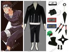 Naruto Shippuuden Inuzuka Kiba 2nd Cosplay Costume Set