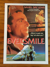 Filmplakatkarte / moviepostercard   Eversmile  Daniel Day-Lewis