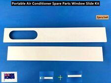 Portable Air Conditioner Spare Parts Window Slide Kit Only (2pcs/set)