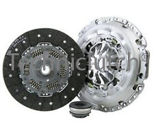 3 PIECE CLUTCH KIT INC BEARING 240MM FOR PEUGEOT 307 CC 2.0 HDI 135