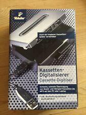 Tchibo Kassetten-Digitalisierer Walkman Kassettenspieler USB, Neu, OVP