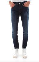 Dondup Jeans Uomo Mod. GEORGE UP232 DS0265 ( Z77 ) , Nuovo e Originale , AI19/20